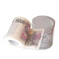 Toaletní papír 5000 Kč