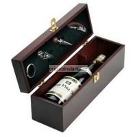 Box na víno s příslušenstvím