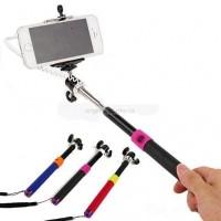 Teleskopický držák na focení selfie