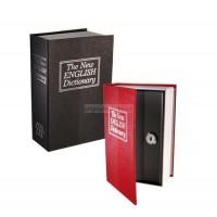 Trezor v designu knížky