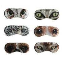 Maska na spaní – zvířecí oči