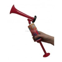 Trumpeta na ruční pohon
