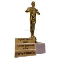 Trofej Oskar (nejen pro hérečky)