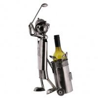 Golfista stojan na víno