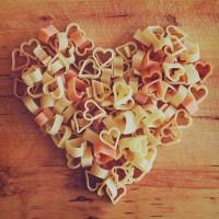Nudle pro zamilované aneb jak říci Miluji Tě beze slov