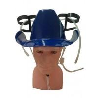 Kovbojský klobouk chlastací aneb Džejár by se divil