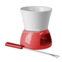 Mini fondue - červené