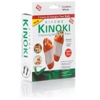 Čisticí polštářky na chodidla KINOKI