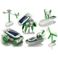 Solar Kit 6v1 - Solární stavebnice SolarBot